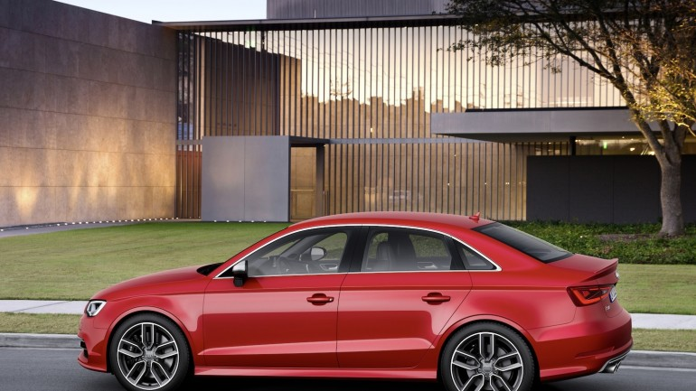 2015 Audi A3 And S3 Models Debut In New York