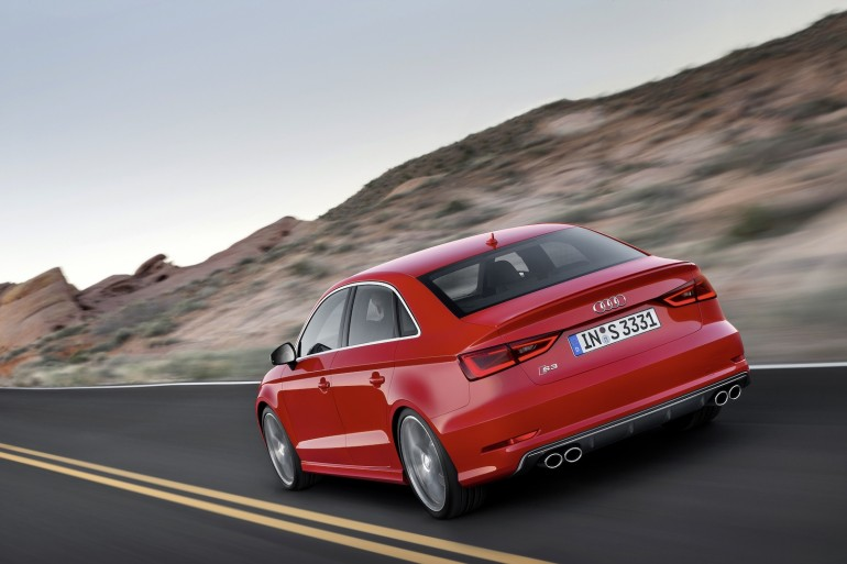 2015 Audi S3 - image: Audi