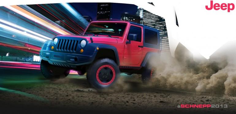 "Jeep Wrangler ""Slim"" concept"