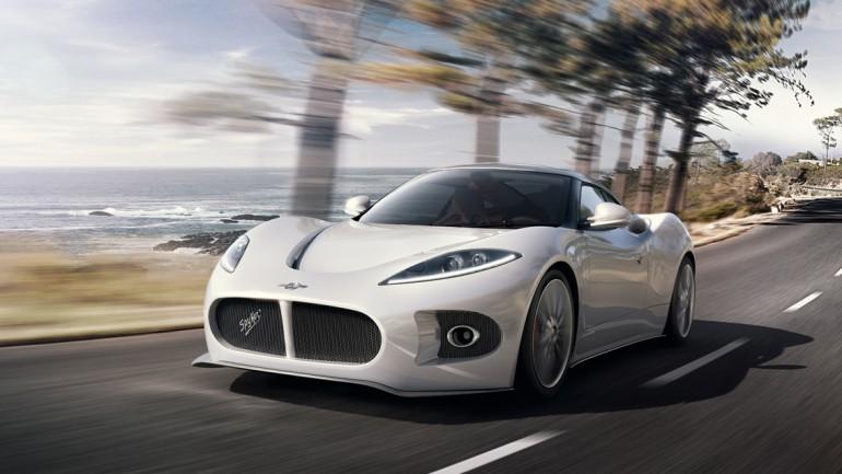 Spyker Unveils B6 Venator Concept In Geneva