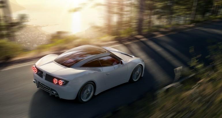 Spyker's B6 Venator concept - image: Spyker Cars