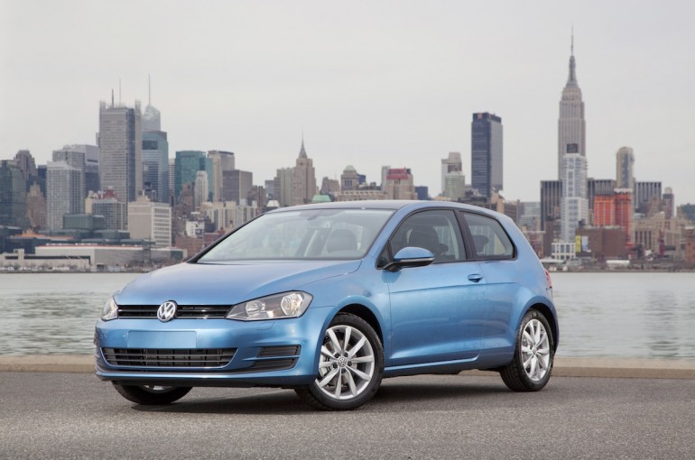 2015 VW Golf - image: Volkswagen