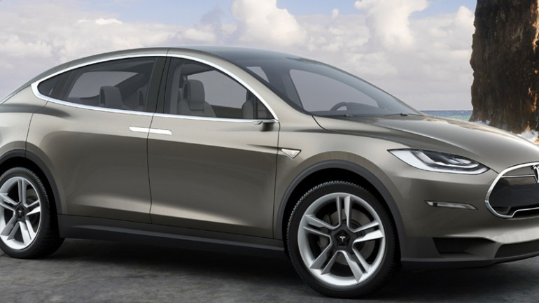 Production Of Tesla Model X Pushed Back To Late 2014