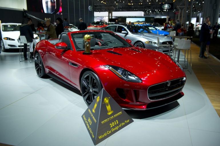 2014 Jaguar F-Type - image: Jaguar