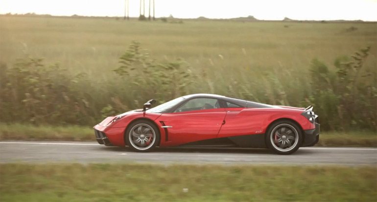 Pagani Huayra 'God of Wind' Short Film – When Automotive Bliss Meets a Dramatic Climax
