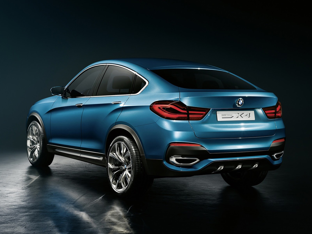 bmw x4 concept revealed. Black Bedroom Furniture Sets. Home Design Ideas
