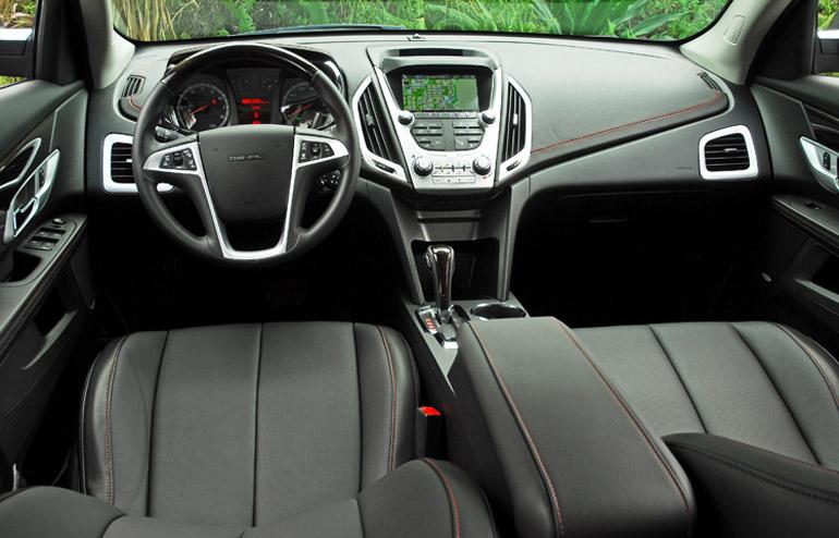 2013 GMC Terrain Denali AWD Dashboard Done Small