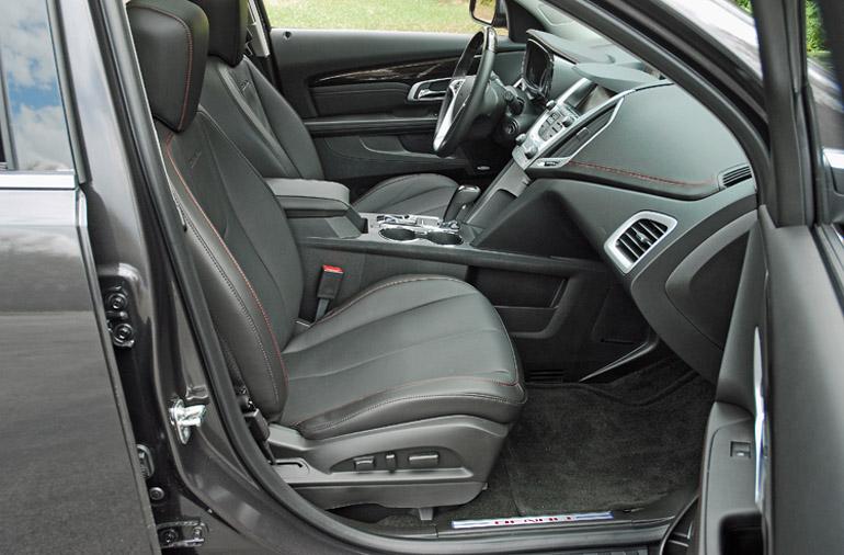 2013 GMC Terrain Denali AWD Front Seats Done Small