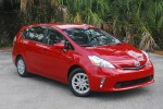 2013 Toyota Prius V Beauty Left Wide Done Small
