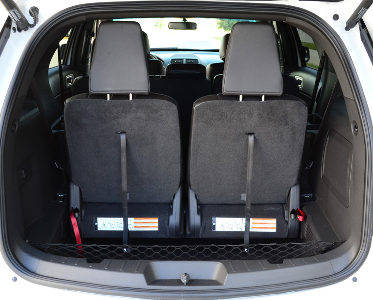 length of cargo space in ford explorer. Black Bedroom Furniture Sets. Home Design Ideas