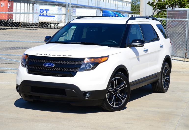 2013 ford explorer sport review test drive. Black Bedroom Furniture Sets. Home Design Ideas