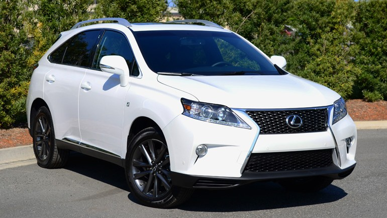lexus 2014 rx 350 red. 2013 lexus rx350 fsport review u0026 test drive 2014 rx 350 red