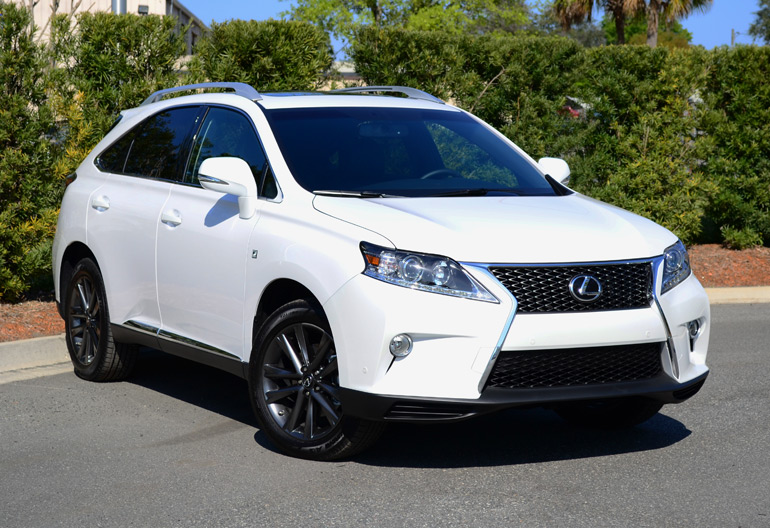 Towing Capacity Of Lexus Rx 350 New Car Release Date And