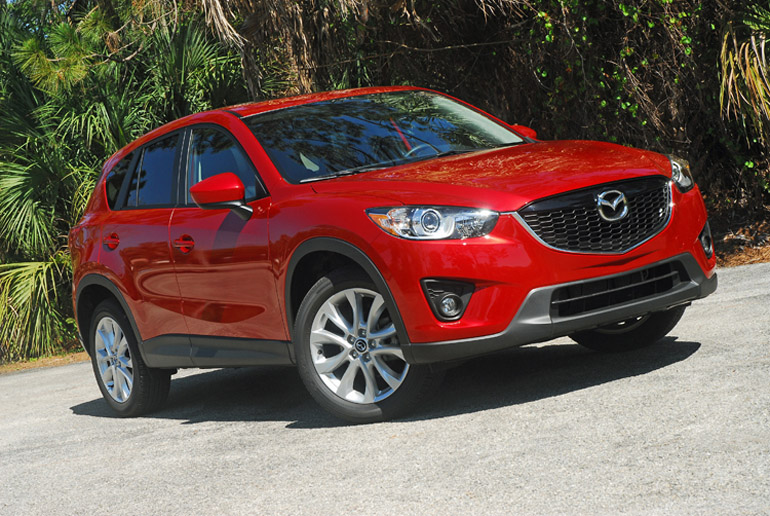 2014 Mazda CX5 Beauty Left Up Done Small