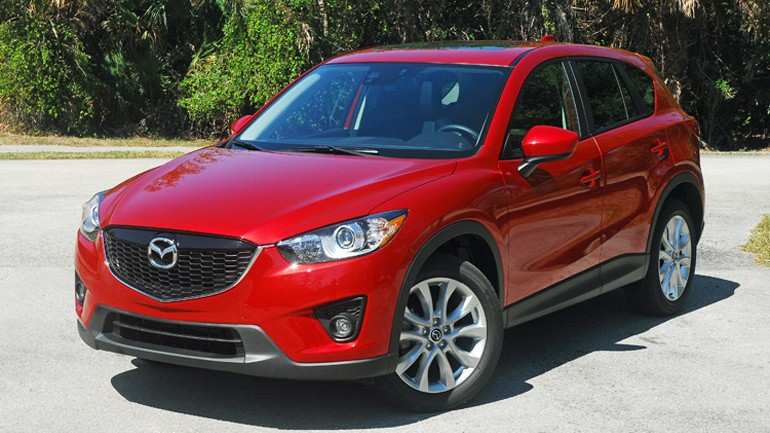 2014 Mazda CX-5 Review & Test Drive