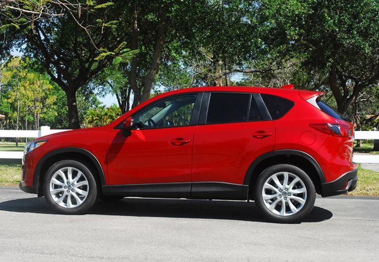 2014 Mazda CX5 Beauty Side LA Done Small