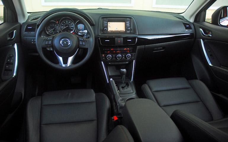 2014 Mazda CX5 Dashboard Done Small