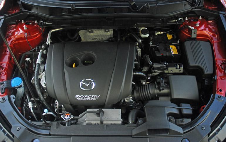 2014 Mazda CX5 Engine Done Small