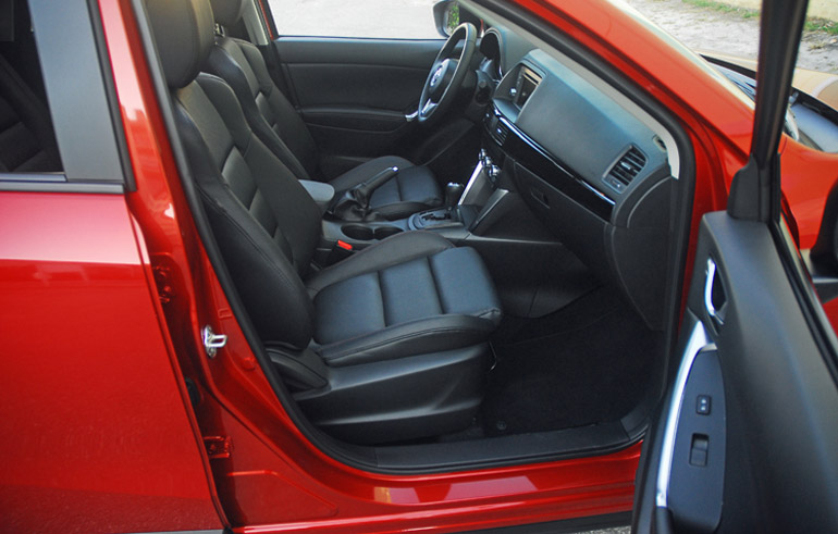 2014 Mazda CX5 Front Seats Done Small