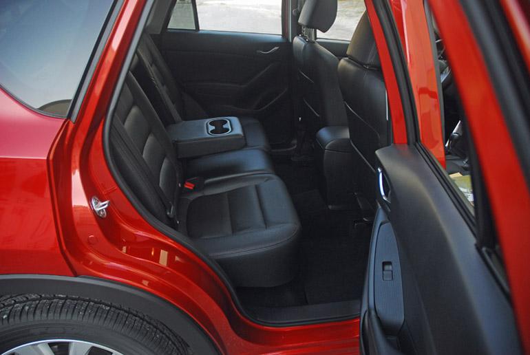 2014 Mazda CX5 Rear Seats Done Small