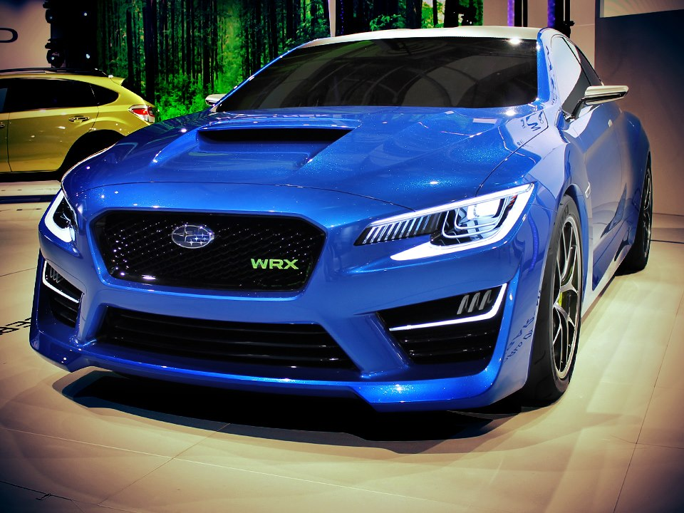 wrx subaru concept closer auto ny autoweek capture able exterior