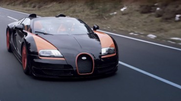 bugatti veyron vitesse vs koenigsegg agera r video. Black Bedroom Furniture Sets. Home Design Ideas