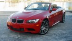 2013 BMW M3 Convertible Beauty Right Done Small