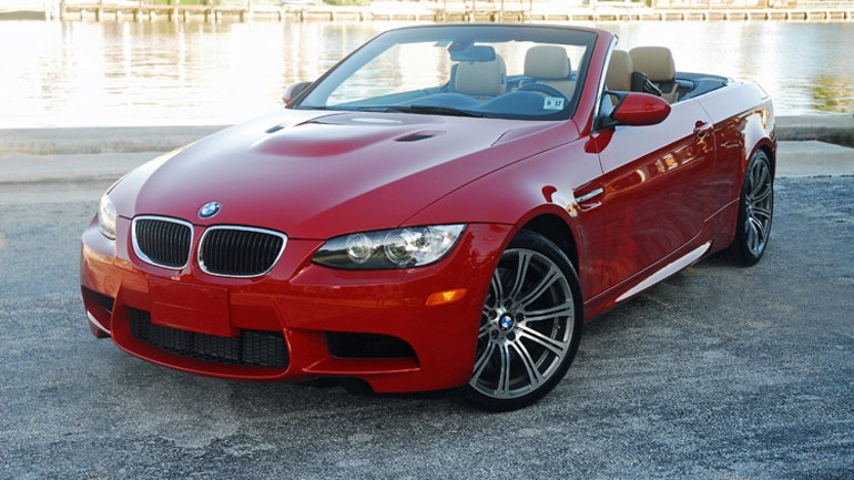 2013 BMW M3 Convertible Review & Test Drive