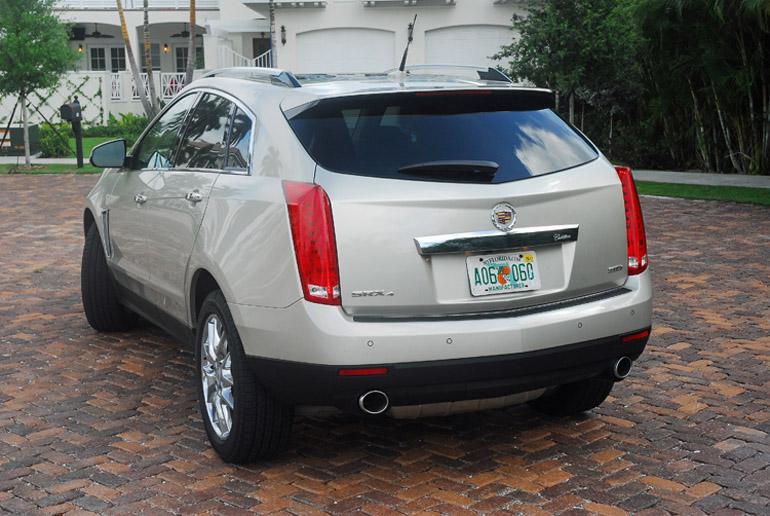 2013 Cadillac SRX AWD Beauty Rear Done Small