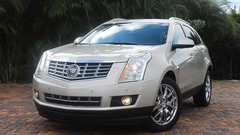 2013 Cadillac SRX AWD Premium Review & Test Drive