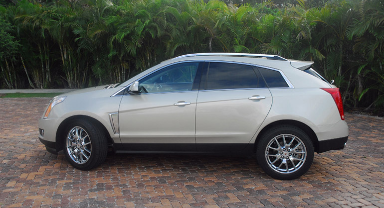 2013 Cadillac SRX AWD Beauty Side Done Small