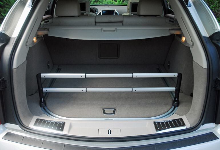 2013 Cadillac Srx Awd Premium Review Amp Test Drive