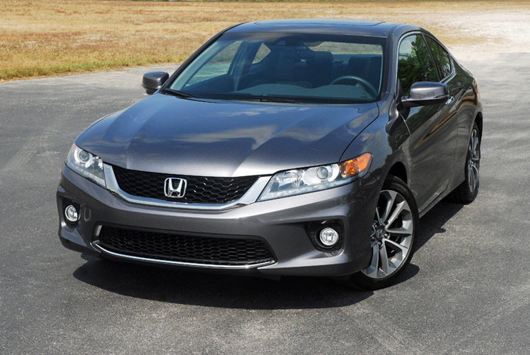 2013 honda accord ex l v6 coupe 6 speed manual review test drive. Black Bedroom Furniture Sets. Home Design Ideas