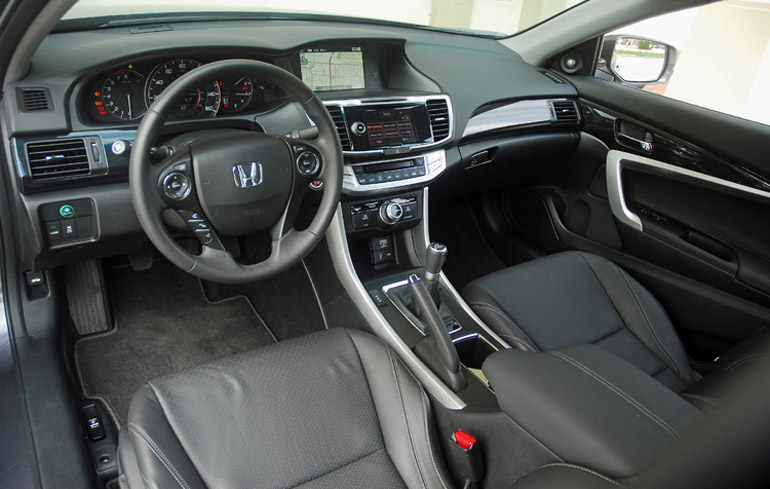 2013 Honda Accord V6 Coupe Dashboard Done Small