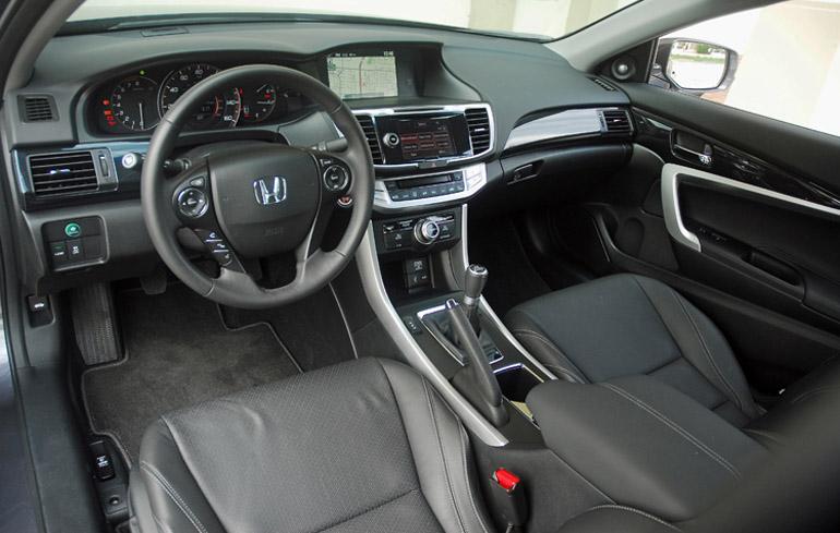 2013 Honda Accord V6 Coupe Dashboard Done Small