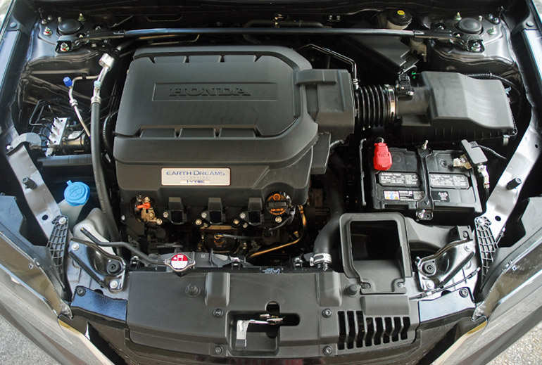 2013 Honda Accord V6 Coupe Engine Done Small