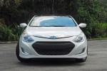 2013 Hyundai Sonata Hybrid Limited Beauty Headon Done Small