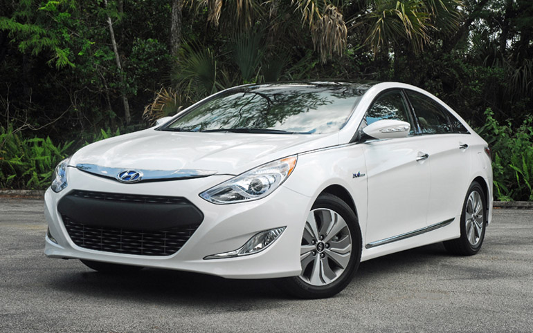 2013 Hyundai Sonata Hybrid Limited Beauty Right Done Small