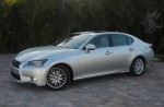 2013 Lexus GS450h Hybrid Beauty Right Wide Done Small