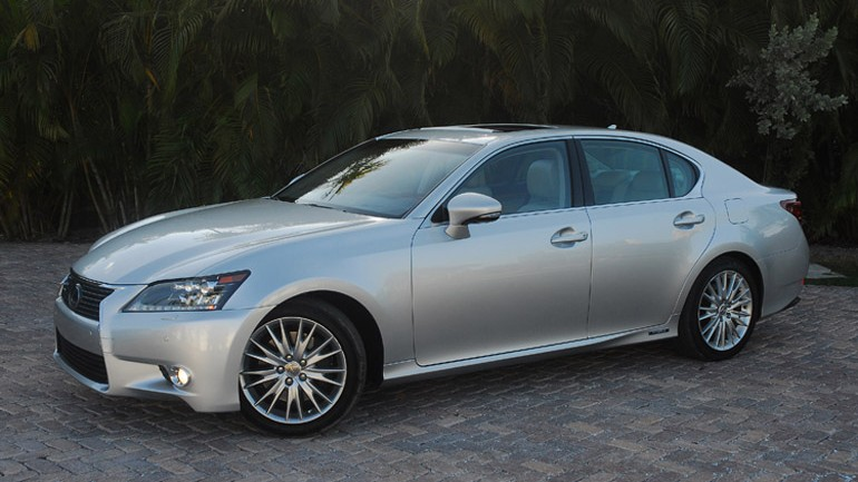 2013 Lexus GS450h Hybrid Review & Test Drive