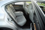 2013 Lexus GS450h Hybrid Rear Seats Done Small