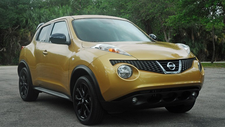 2013 Nissan Juke SL Midnight Special Edition Review & Test Drive