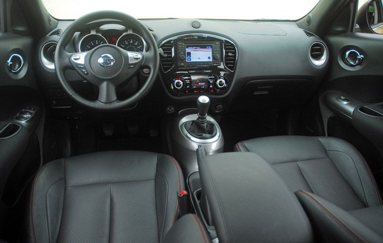 2013 Nissan Juke Midnight Special Dashboard Done Small