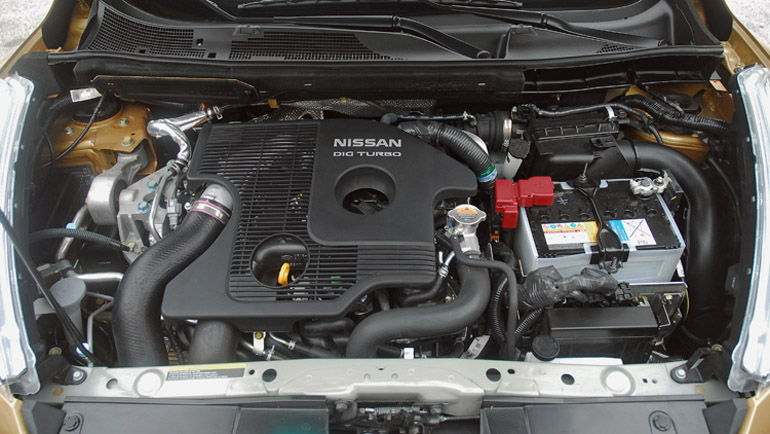 2013 Nissan Juke Midnight Special Engine Done Small