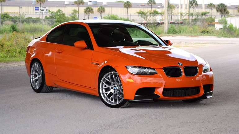 2013 BMW M3 Lime Rock Park Edition Review & Test Drive