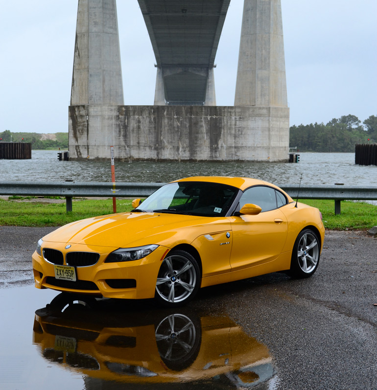 Bmw Z4 Torque: 2013 BMW Z4 SDrive28i Roadster Review & Test Drive