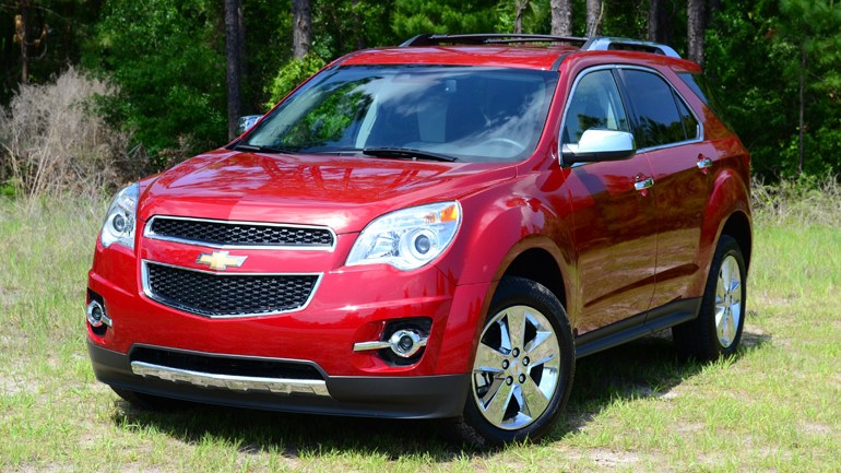 2013 Chevrolet Equinox LTZ AWD V6 Review & Test Drive