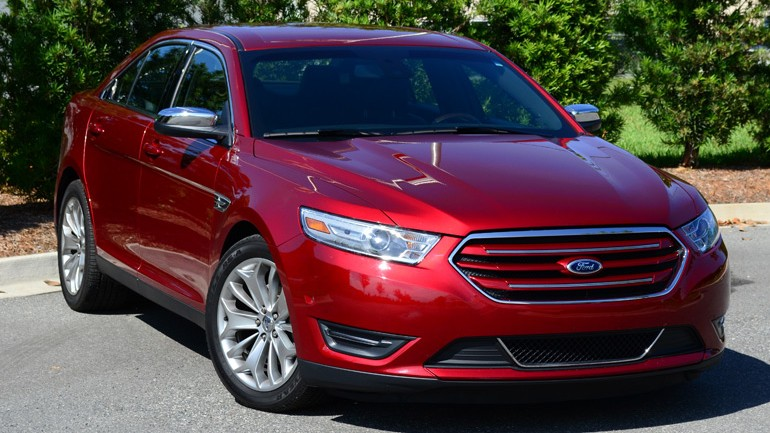 2013 Ford Taurus 2.0L Limited EcoBoost Review & Test Drive