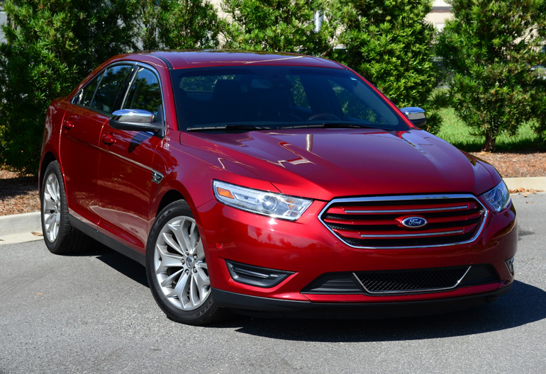 2013 ford taurus 2 0l limited ecoboost review test drive. Black Bedroom Furniture Sets. Home Design Ideas