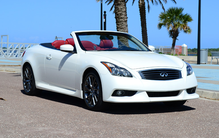 2013 Infiniti G37 Ipl Convertible Review Test Drive